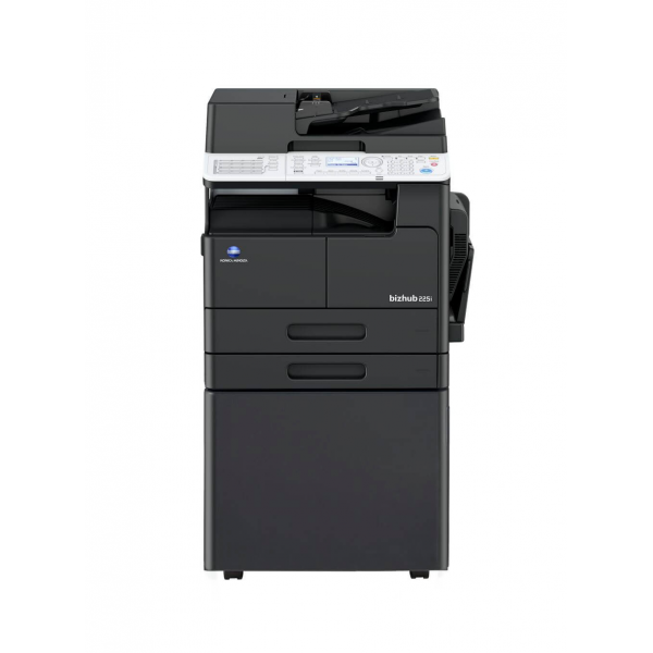 konica-bizhub 225i with Duplex, ADF & network printing