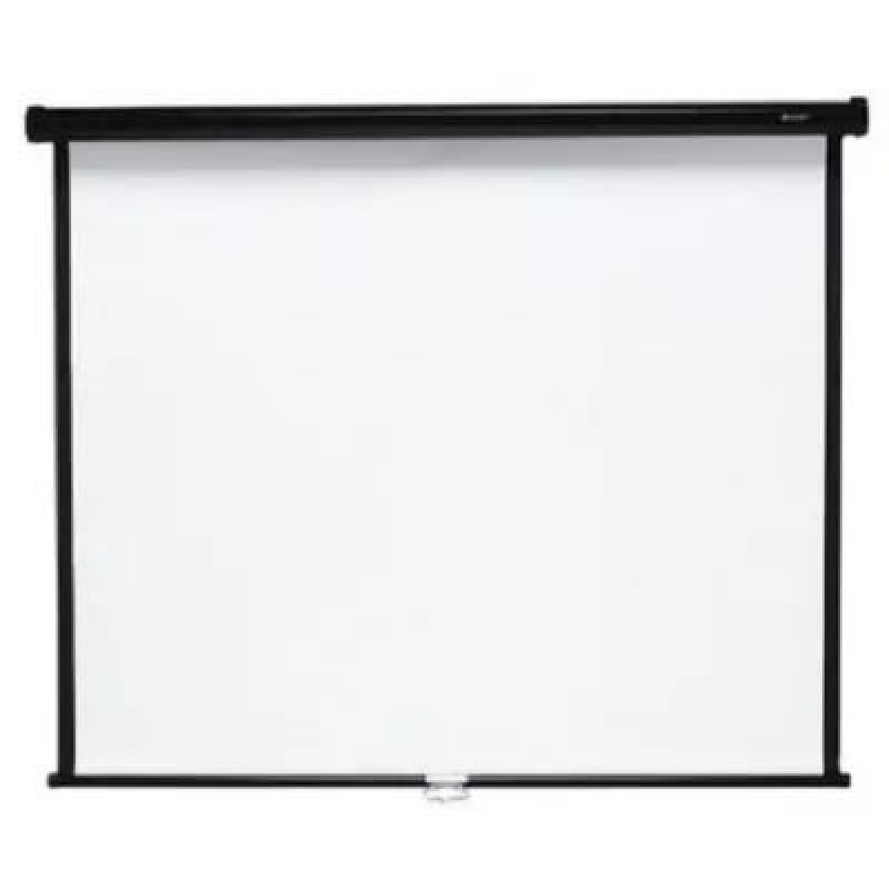 72 x 72 Manual Projection Screen