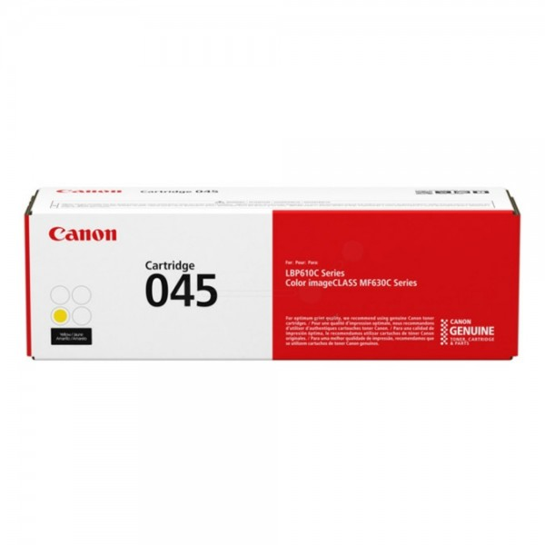 Canon 045-Yellow Toner Cartridge
