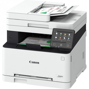 Canon I-sensys Mf633cdw Colour Laser Printer