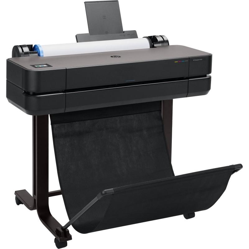 "HP DesignJet T630 Large Format Wireless Plotter Printer - 24"""