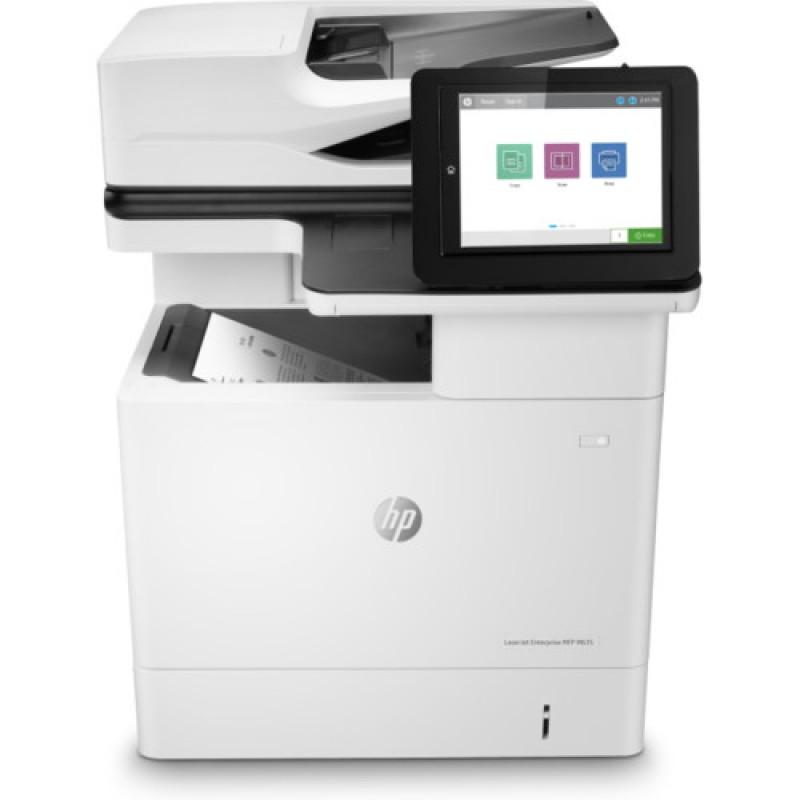 HP LaserJet Enterprise MFP M635h Printer