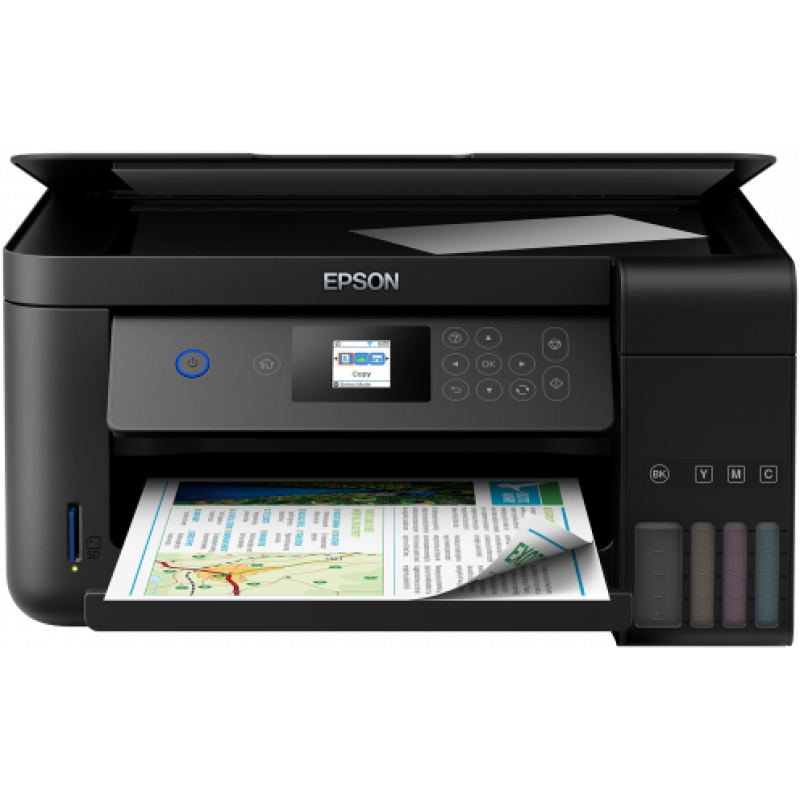 Epson L4160 Wireless Duplex All-in-One Ink Tank Printer