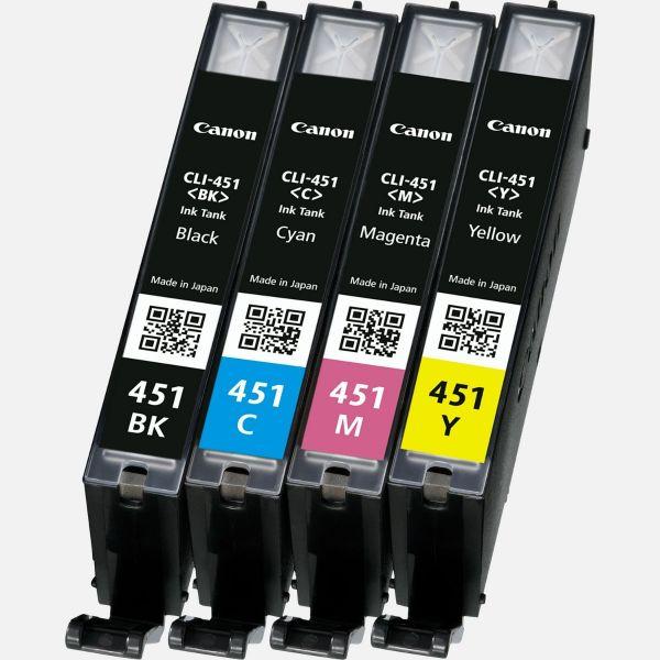 Canon 451 Ink Cartridge Colour