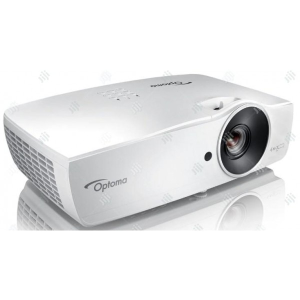 Optoma EH465 DLP Projector 4800 Lumens