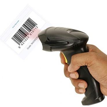 Veeda Hand-Held Laser and Barcode Scanner