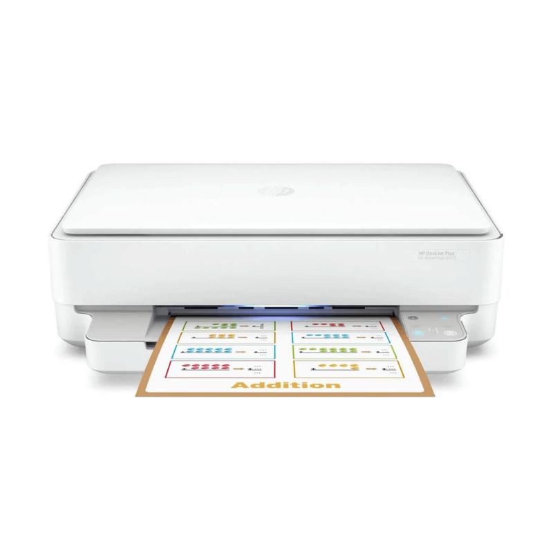 HP DeskJet Ink Advantage 6075 All-in-One Printer