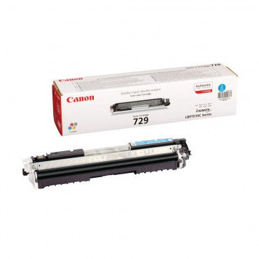 Canon 729 Toner Cartridge - (Cyan)