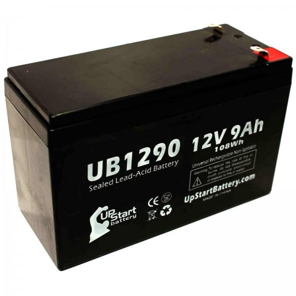 Crown CMBT-12V-9 Ah Battery