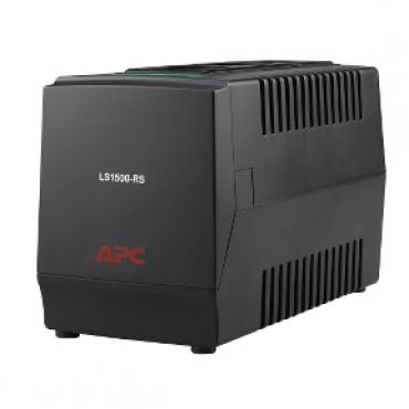 APC Line-R 1500VA Automatic Voltage Regulator, 3 Universal Outlets, 240V
