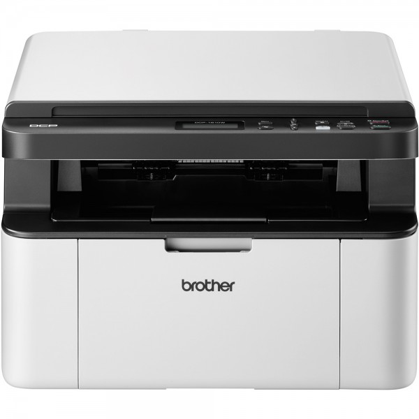 Brother DCP-1610W All-In-One Wireless Multi-function Monochrome Laser Printer