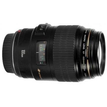 Canon EF 100mm F2.8 Macro USM Lens
