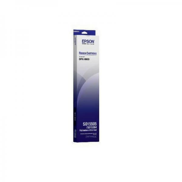 Epson SIDM Black Ribbon Cartridge DFX-9000