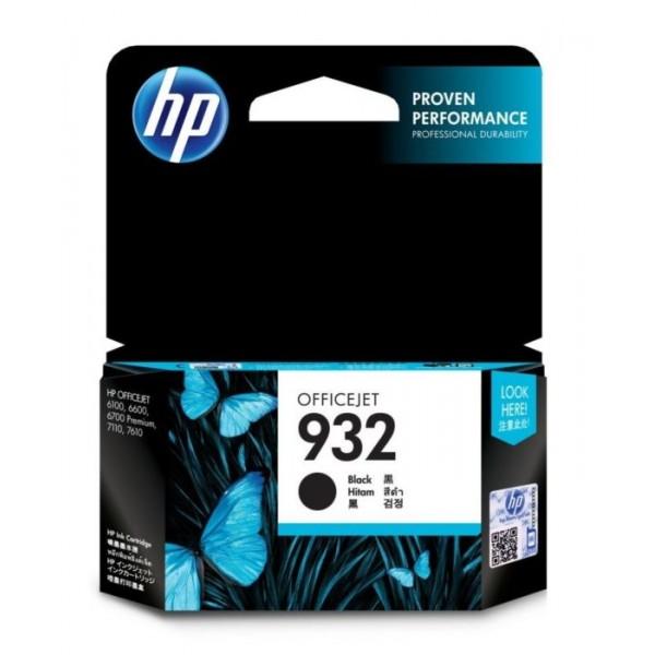 HP 932 Black Original Ink Cartridge