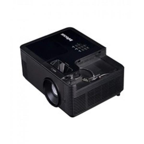 INFOCUS IN136 DLP PROJECTOR (P117) 4000 LUMENS WXGA (1280 X 800) VGA 3*HDMI USB-A RS232 INFRARED REMOTE CONTROL