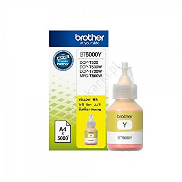Brother LC3011YS Yellow Ink Cartridge