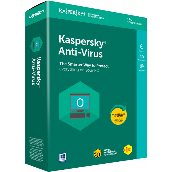 Kaspersky Anti Virus 3 Users