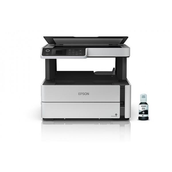 EcoTank ET-M2170 Wireless Monochrome AIOne Supertank Printer