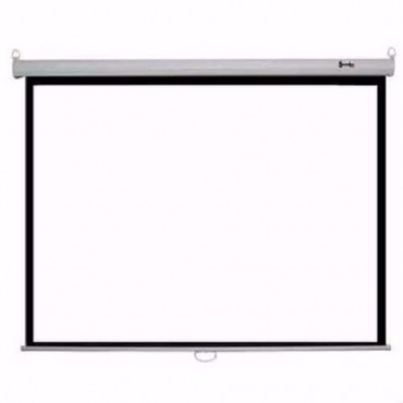 96 x 96 Manual Projector Screen
