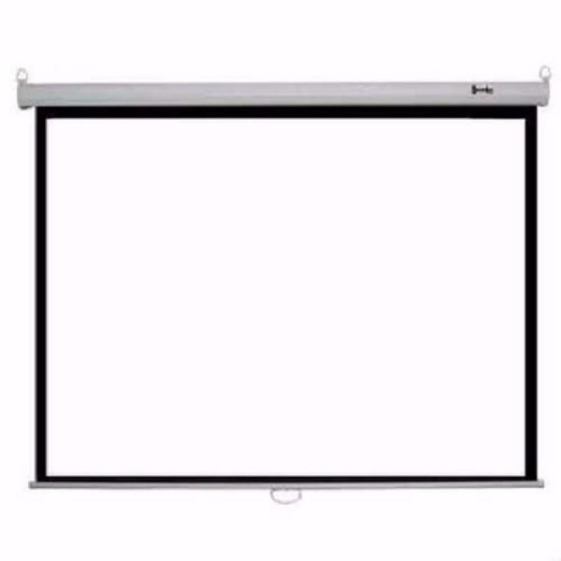 96 x 96 Manual Projector Screen