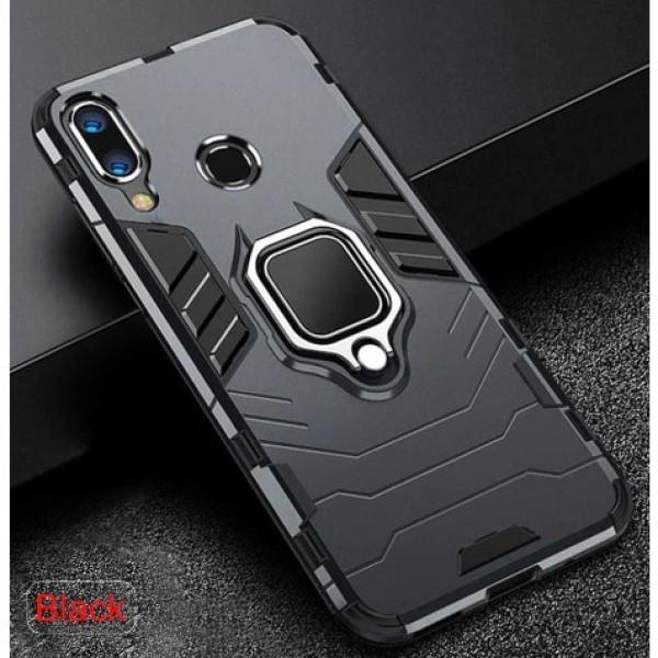 Protective Armor Case For Redmi Note 7 / Note 7 Pro - Black