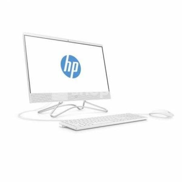"""HP 200 G4 22 All-in-One PC, (9US61EA),10th Gen, Intel Core i5, 1TB HDD, 4GB RAM, 21.5"""", FreeDOS"""