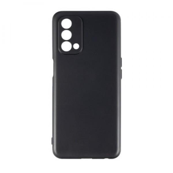 Back Case For Oppo A74 - Black