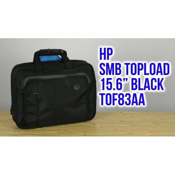 HP 15.6 SMB Topload Case