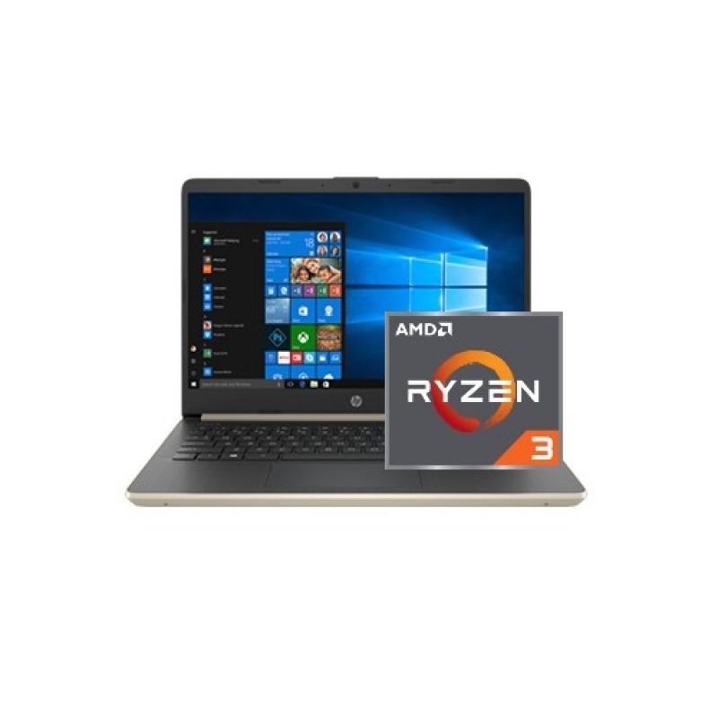 """HP 14-dk1006nia, (2B0A8EA), AMD Ryzen™ 3, 1TB HDD, 4GB RAM. 14"""" Windows 10,"""