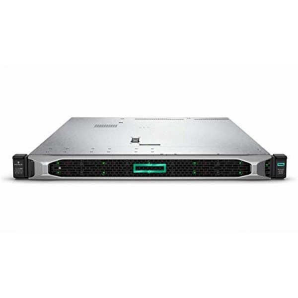 HPE ProLiant DL360 Gen10, P23578-B21, 4210R 1P 16GB-R P408i-a NC 8SFF 500W PS Server