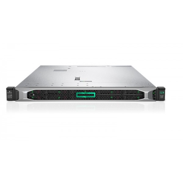 HPE ProLiant DL360 Gen10, P19779-B21, 4210, 1P, 16GB-R P408i,-a NC 8SFF, 500W, PS Server