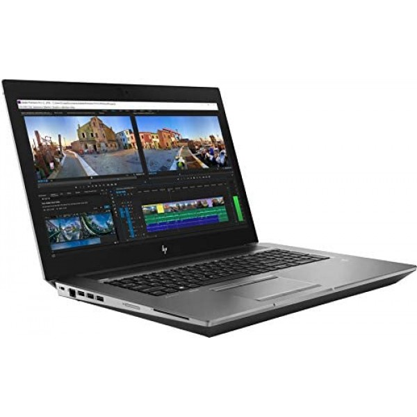"HP ZBook 17 G6, 9JA83US, Intel Core i9, 512GB SSD, 64GB RAM, 16GB Optane Memory, 16GB NVIDIA Quadro RTX 5000, 17.3"" Touchscreen, Windows 10 Pro"