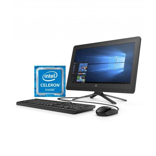 """HP 20 All-in-One, 4MA02AA, Intel Celeron, 1TB HDD, 4GB RAM, 19.5"""" FreeDOS"""