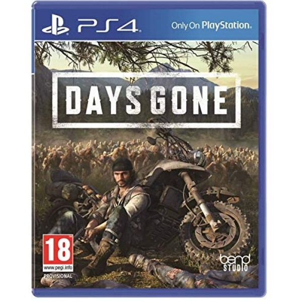 Days Gone PS4 Game