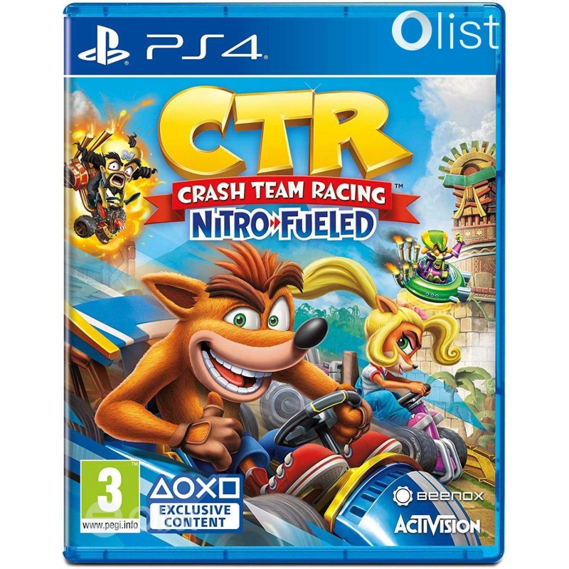 Crash Team Racing (CTR)