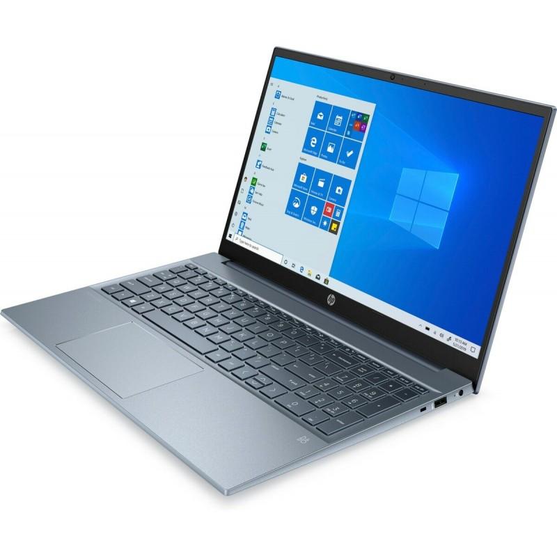 "HP Pavilion 15-eg0091nia, (33J81EA), Intel Core i5, 512GB SSD, 8GB RAM 2GB NVIDIA® GeForce® MX350, 15.6"" Windows 10"