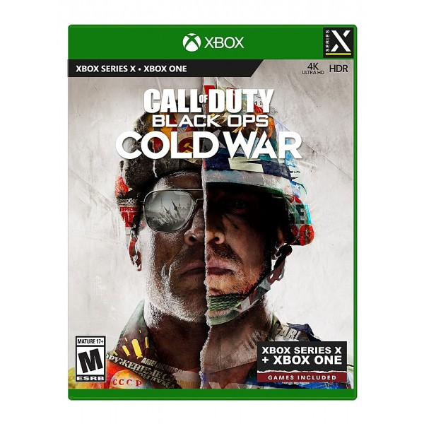 Call of duty cold war (Xbox Series X)