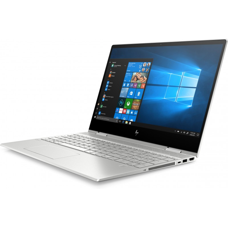 "HP Envy X360-15, 7AN76EA, Convertible, Intel Core i7, 512GB SSD, 16GB RAM, 4GB NVIDIA GeForce MX250 Touchscreen, 15.6"" Windows 10"
