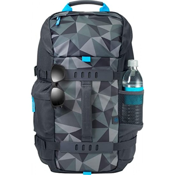 HP 15.6 Odyssey Sport Backpack - Facets Grey