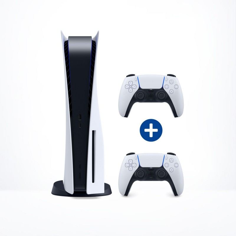 Sony Play Station 5 with Extra Controller