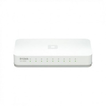 D-Link 8 Ports Switch