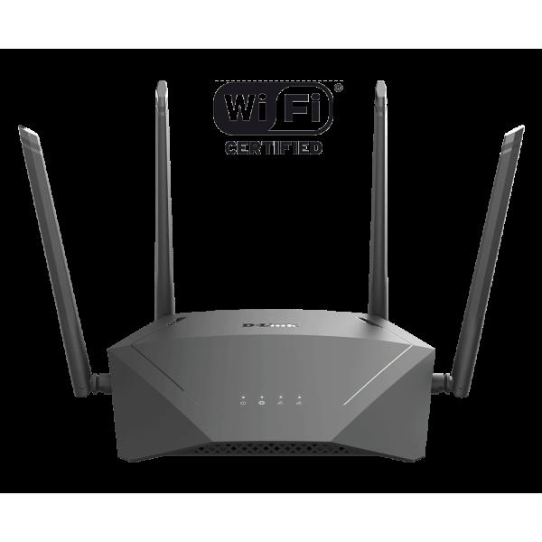 D-Link AC1750 Gigabit Wi-Fi Router