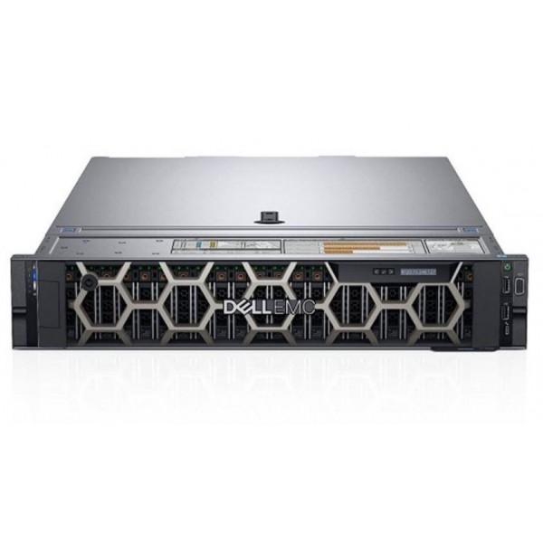 "Dell PowerEdge R440, Chassis 8 x 2.5"" HotPlug/Xeon Silver 4210/16GB RAM /1x1.2TB HDD/Rails/Bezel/DVD RW/On-Board LOM DP/PERC H330/iDRAC9 Exp/Redundant 550w Rack Server"