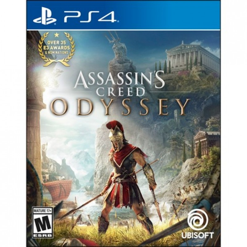 Assassin's Creed : Odessy