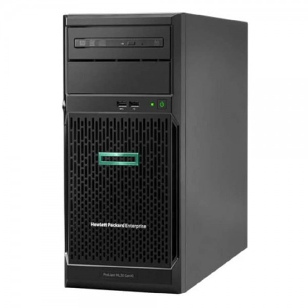 HPE PROLIANT ML30 INTEL XEON Quad Core GEN10 E3-1225v5 3.3GHz 8GB-R 1TB.