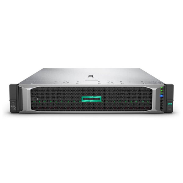 HPE ProLiant DL380 Gen10,(P20174-B21), 2X 4210, Intel Xeon 10 Cores, 32GB, 2.2GHz, 500W, 1P,R P408i-a NC, Server