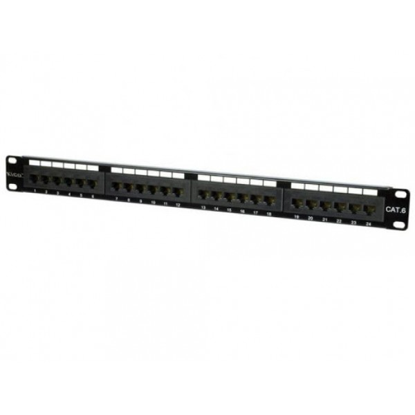 Kico 24Port Patch Panel Cat6