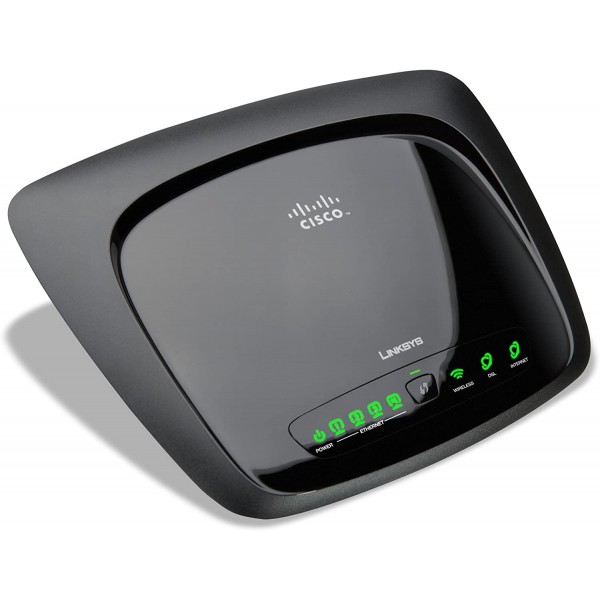 Linksys 120N ADSL Wireless Router