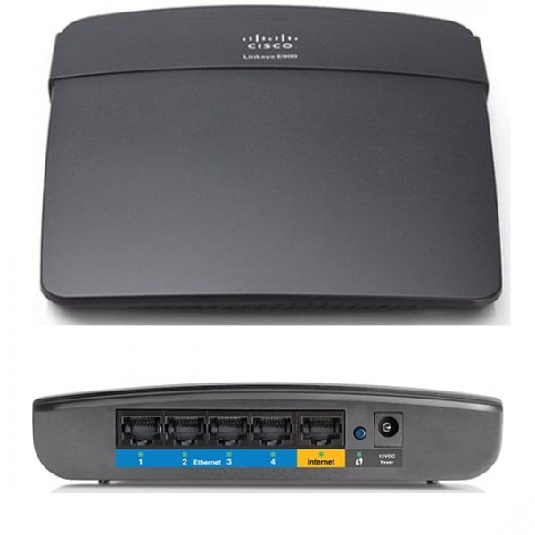Linksys Wireless E1200 Router