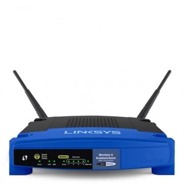Linksys Wireless WRT54G Router